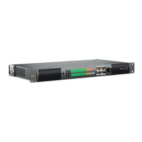 Blackmagic Design HDL-AUDMON1RU12G Audio Monitor 12G by Blackmagic Design