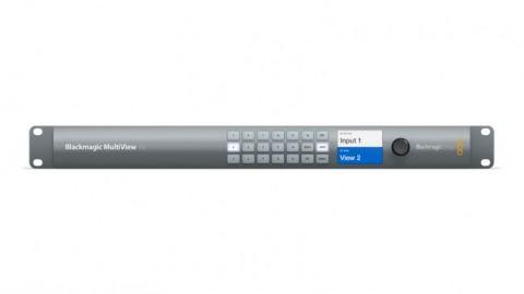 Blackmagic Design HDL-MULTIP6G/16 MultiView 16 by Blackmagic Design