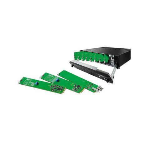 Blackmagic Design OG/BPL/8BNC2AUD OpenGear Rear - 8 Video & 2 Audio by Blackmagic Design
