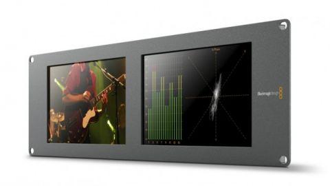 Blackmagic Design HDL-SMTWSCOPEDUO4K2 SmartScope Duo 4K by Blackmagic Design