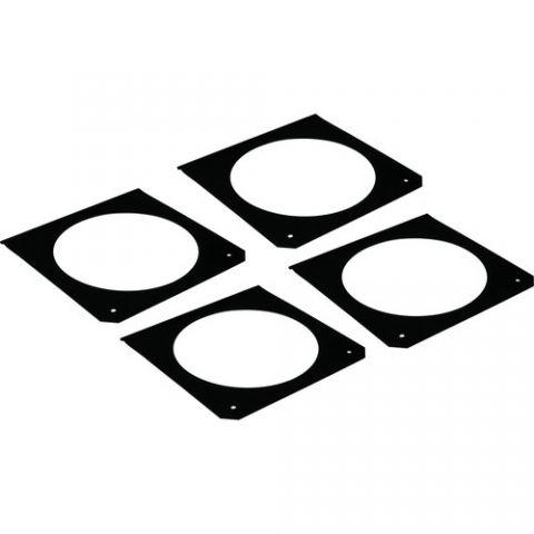 Altman Color Frame for Baby Zoom Ellipsoidal, Black by Altman