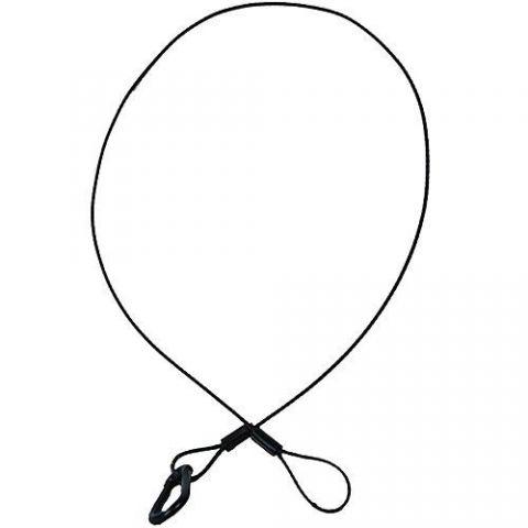 "Altman Steel Safety Cable, Black - 36"" (91cm) by Altman"