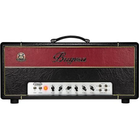 Bugera 1960 INFINIUM British Classic 150W Tube Amplifier Head with INFINIUM Tube Life Multiplier by N/A