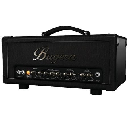 Bugera G5 Infinium Class-A Tube Amplifier Head with Infinium Tube Life Multiplier by N/A