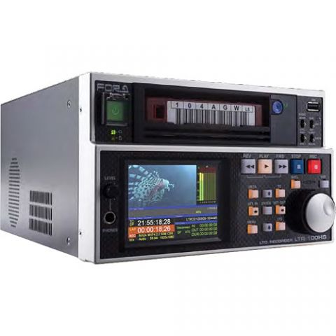 For.A  LTR-200HS6 LTO-6 Multi Codec Archiving Recorder by For.A