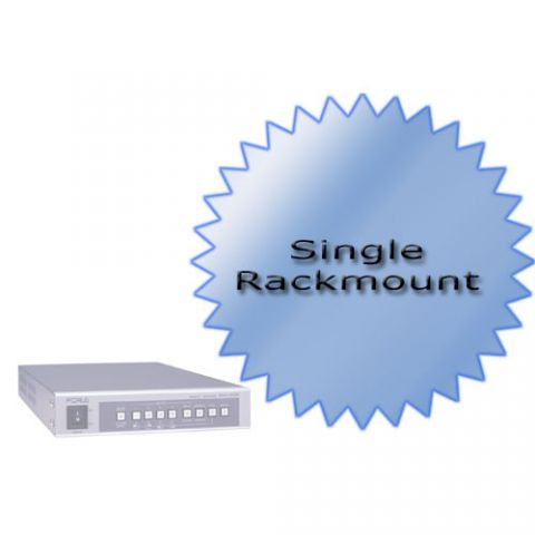 For.A  MV-RK1 Single Rack Mount by For.A
