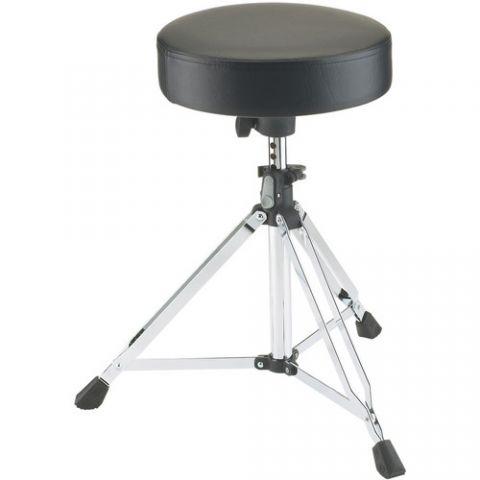 K&M 14020 Picco Drummer's Throne (Chrome) by KM