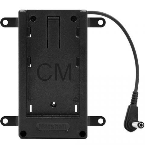 Marshall Electronics  Canon BP-970G battery assembly for M-LCD & M-CT7 by Marshall Electronics