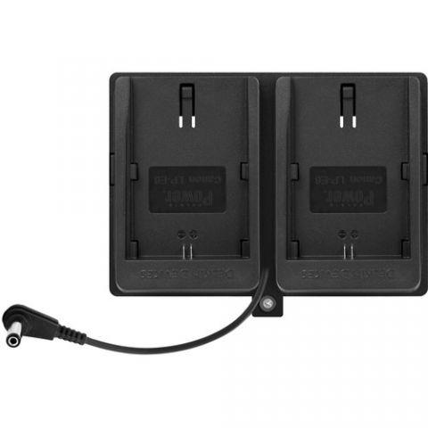 Marshall Electronics  Dual Uni Battery Mount for Canon LP-E6 Batteries by Marshall Electronics