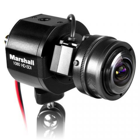 Marshall Electronics  CV343-CS 2.5MP 3G-SDI/Composite Compact Progressive Camera (Power Pigtail) by Marshall Electronics