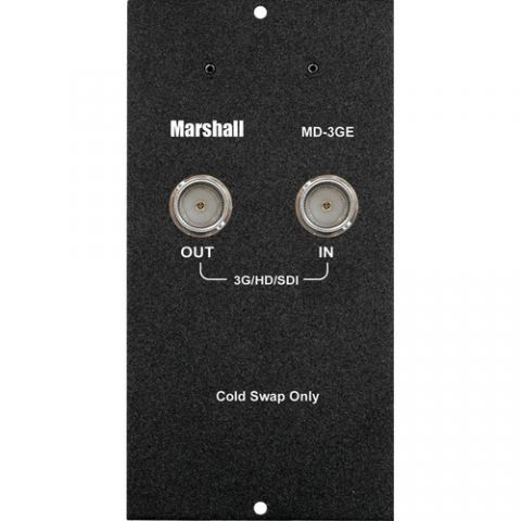 Marshall Electronics  3G-SDI Input Module with Loop-Out by Marshall Electronics