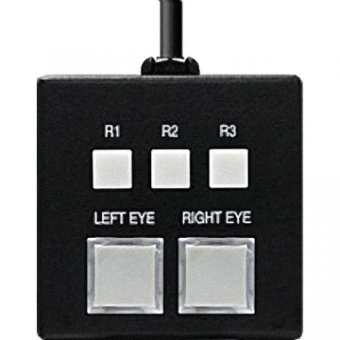 """Marshall Electronics  Remote Control for 7"""" ORCHID Auto-Stereoscopic 3D Camera-Top / Field Monitor by Marshall Electronics"""