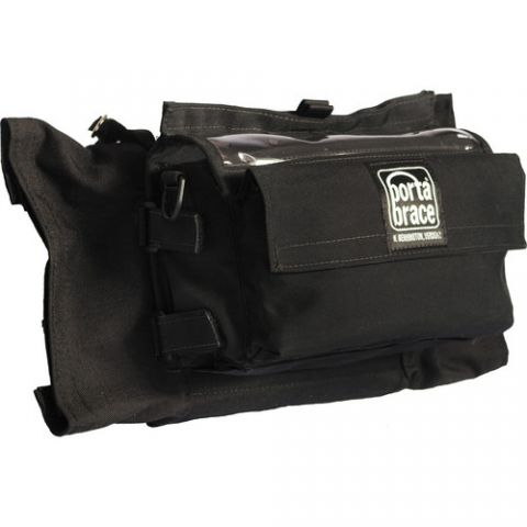 Porta Brace AR-7B Audio Recorder Case (Black) by Porta Brace