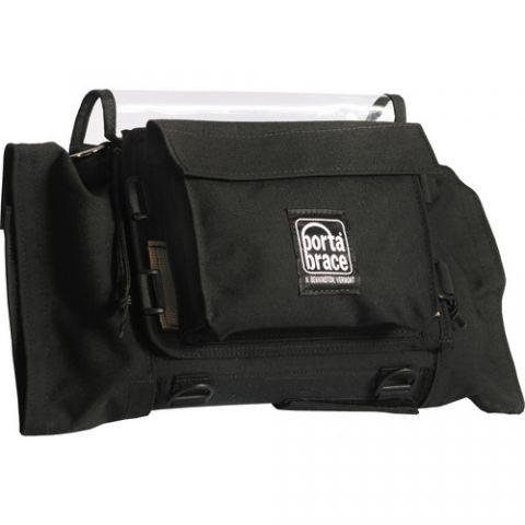 Porta Brace AR-HDP2B Case (Black) for Tascam HD-P2 Recorder by Porta Brace