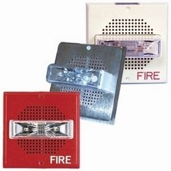 Bosch ET70-24MCW-FW Speaker Strobe,  8W,  Vandal-Resistant,  Wall,  White by Bosch Security