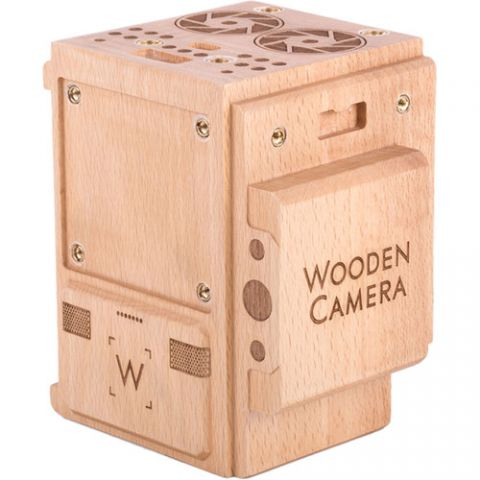 Wooden Camera -Wood RED DSMC2 Model by Wooden Camera