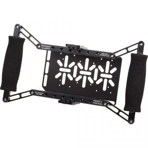 Wooden Camera - Director's Monitor Cage v1 by Wooden Camera