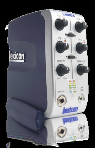 Lexicon Lambda Desktop Recording Studio by Lexicon