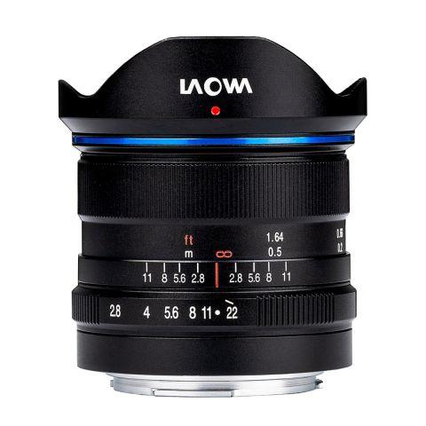 Laowa 9mm f/2.8 Zero-D Lens With MFT (Blackmagic Pocket Cinema) Mount by Laowa