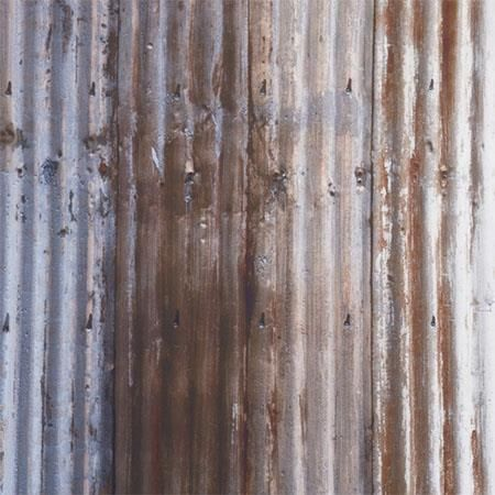 Lastolite Urban Collapsible 5x7' (1.5x2.1m) Corrugated/Metal Background by Lastolite