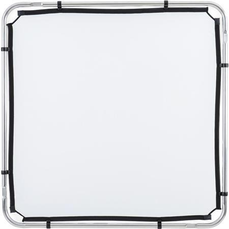 Lastolite 1.1x1.1m (3.6x3.6') Skylite Small Fabric, 0.75 Stop Diffuser by Lastolite