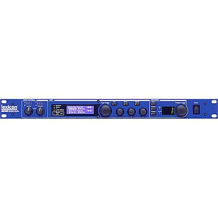 Lexicon  MX400 4-Input/4-Output Reverb/Effects Processor with USB Hardware Plug-In Capability by Lexicon