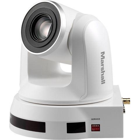 Marshall Electronics CV620-BK2 HD PTZ 20x Optical Zoom Camera with 3G/HD-SDI & DVI, White by Marshall Electronics