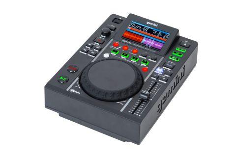 Gemini MDJ-500 Professional USB Media Player and MIDI Controller by Gemini