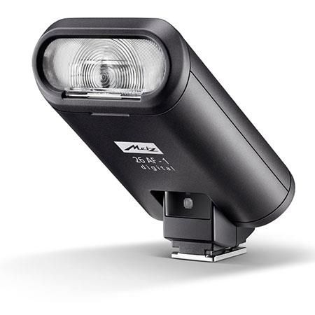 Metz 26AF-1 Digital Flash for Nikon i-TTL / Remote i-TTL (Slave), 0 to +90 degree Bounce Head, 24 to 85mm Full Frame Coverage, GN 85' by Metz