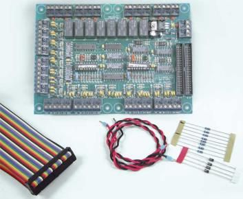 AEC-4W-EXT AEC Extension Board 4 Wiegand by N/A