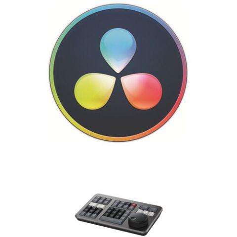 Blackmagic Design DaVinci Resolve 17 Studio with Speed Editor (Dongle) by Blackmagic Design