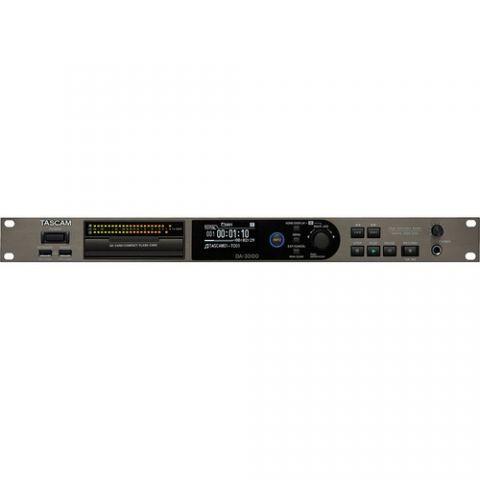 Tascam DA-3000 Stereo Master Recorder and ADDA Converter by Tascam