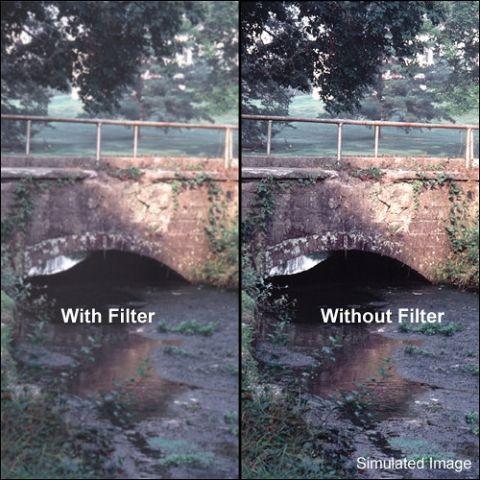 TIFFEN TIPM2544 (44PM14) 4X4'' PRO-MIST 1/4 FILTER by Tiffen