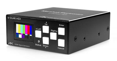 Marshall Electronics  V-SG4K-HDI 4K Signal Generator by Marshall Electronics