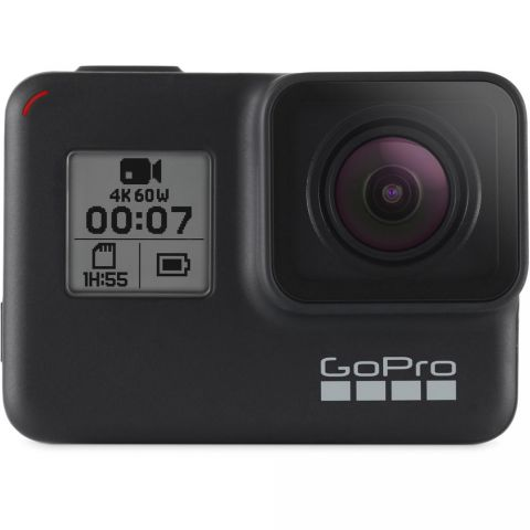GoPro Hero 7 Action Camera, Black by N/A