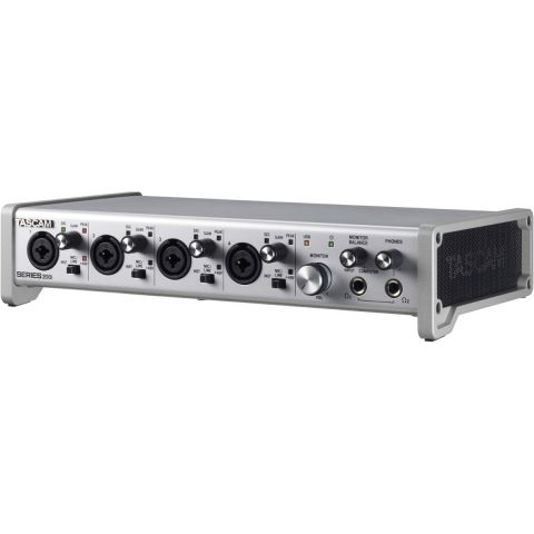 Tascam SERIES 208i 20 IN/8 OUT USB Audio/MIDI Interface by Tascam