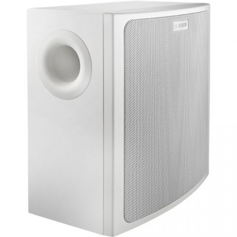Bosch SURFACE-MOUNT SUBWOOFER/WHITE CABINET by Bosch