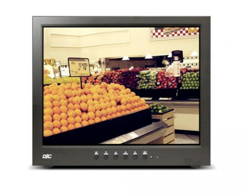 Orion 15RTC 15 Inch LCD CCTV Monitor by Orion