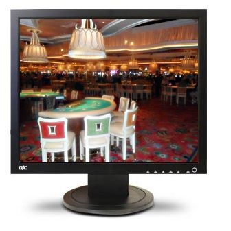 Orion 17RCA 17 Inch LCD CCTV Monitor by Orion