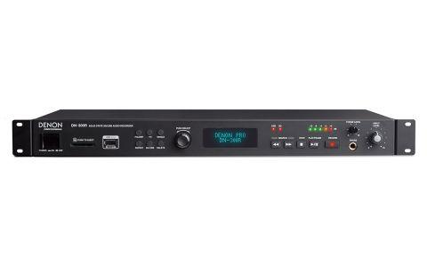 Denon DN-300R MKII Solid-State SD/USB Media Recorder by Denon