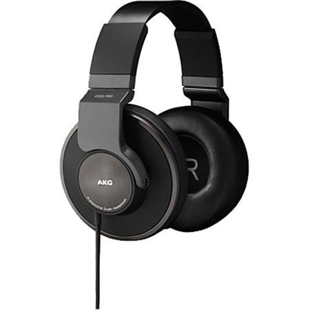 AKG Acoustics K553 PRO Closed-back Over-ear Studio Headphones by AKG