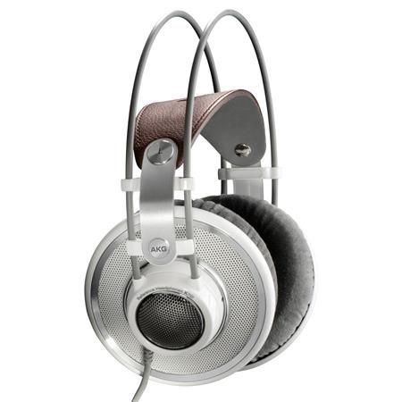 AKG Acoustics K-701 Premium Reference Class Open-back Dynamic Headphones with Flat-wire Technology by AKG