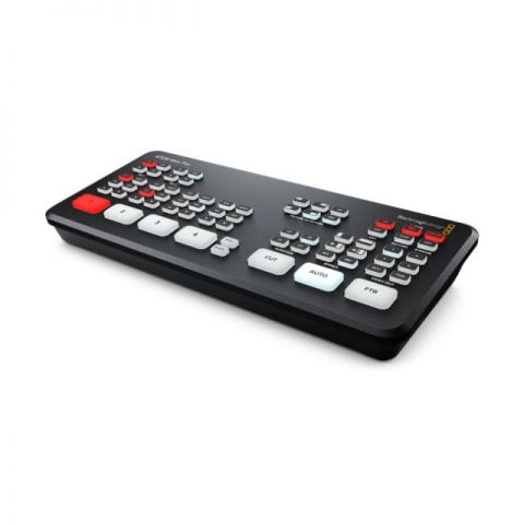 Blackmagic Design ATEM Mini Pro HDMI Live Switcher by Blackmagic Design