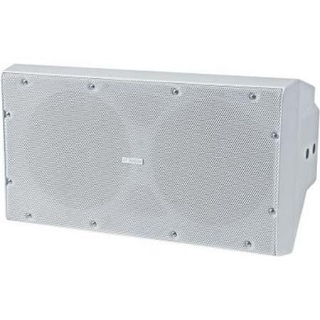 """Bosch LB20-SW400-L 2x 10"""" Cabinet Subwoofer with IP65 Port Covers, 1600W Peak, IP54, White by Bosch"""