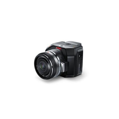 Blackmagic Design CINECAMMICHDMFT Micro Cinema Camera by Blackmagic Design