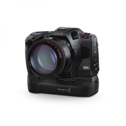 Blackmagic Design Pocket Cinema Camera Battery Grip for 6K Pro by Blackmagic Design