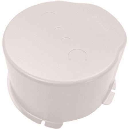 Bosch LBC 3080/11 Metal Fire Dome for LBC 3087/41, LBC 3090/01, LBC 3090/31, LHM 0606/00 & LHM 0606/10 Ceiling Loudspeakers, White by Bosch
