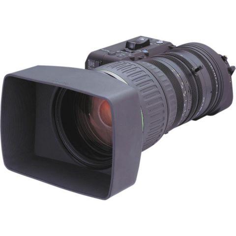 "Canon HJ40X14B 2/3"" EFP Telephoto Lens with Semi Servo Kit by Canon"