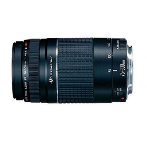 CANON EF75-300MM LENS by Canon