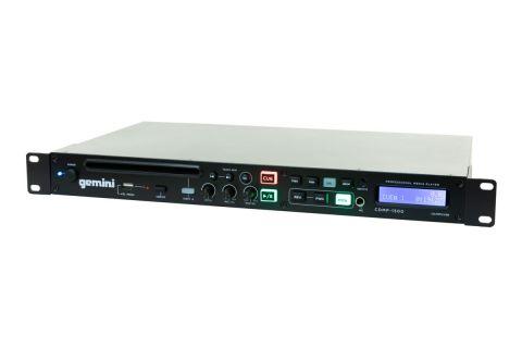 Gemini CDMP-1500 CD/USB Media Player by Gemini